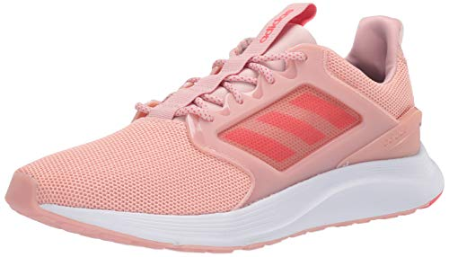 adidas Women's Energyfalcon X Running Shoe, Pink Spirit/Shock Red/Glory Pink, 5.5 M US