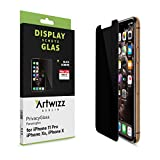 Artwizz PrivacyGlass Schutzglas designed für [iPhone 11 PRO / XS / X] mit Privacy-Effekt -...