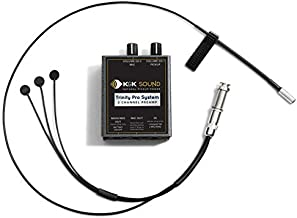 K&K Sound Trinity Mini PRO Guitar Pickup System w/Mic and Phase Switch