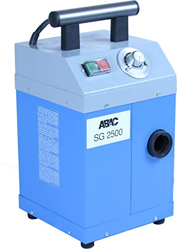 ABAC SG2500 HVLP PRO Turbine HVLP - Ventilador de motor profesional para...