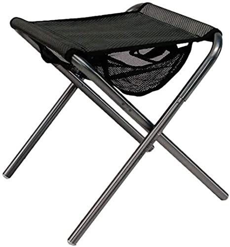 Silla de camping portátil plegable silla de jardín con bolsa de almacenamiento de malla silla plegable al aire libre perezosa silla barbacoa viaje de pesca senderismo jardín playa