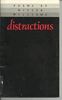 Distractions: Poems 0807107972 Book Cover