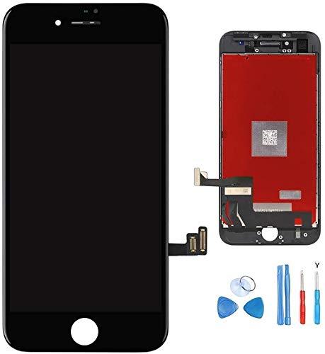 Pantalla de repuesto para iPhone 6S LCD digitalizador de repuesto (negro)