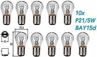 Suchergebnis Auf Für Auto Glühlampen P21 5w Glühlampen Beleuchtung Ersatz Einbauteile Auto Motorrad