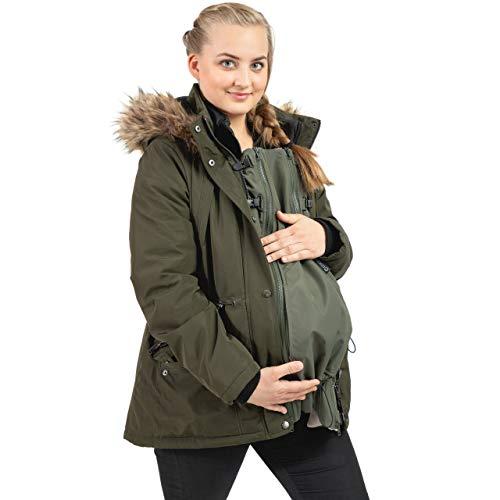 Jasuitbreiding | maak je favoriete jas tot zwangerschapsjas of draagjas | voor elke jas & confectiemaat | voor zwangerschap en babydraagtijd | combis voor het hele jaar door.