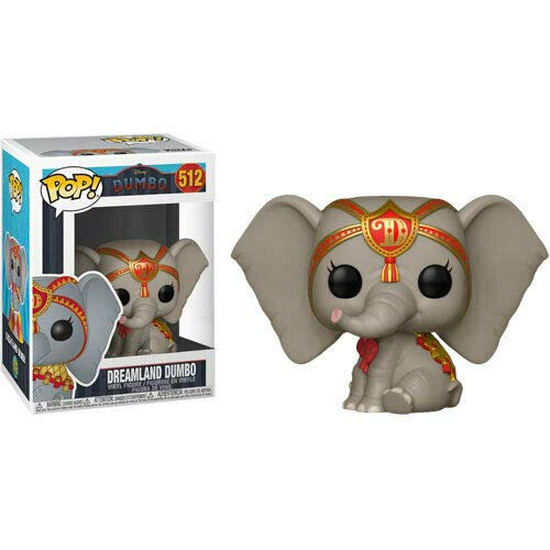 Dumbo Funko Pop! Disney (Live) - Red Dreamland (Exclusive)