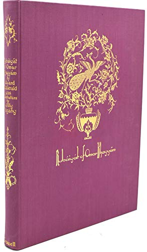 Rubaiyat of Omar Khayyam (Miniature edition)