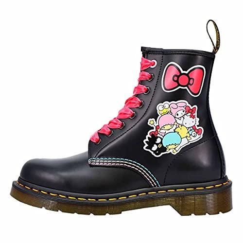 Dr. Martens 1460 Hello Kitty & Friends Boot Black UK 5 (US Women's 7) M