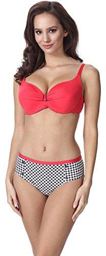 Merry Style Dames Figuurvormende Push Up Bikini Set F10A