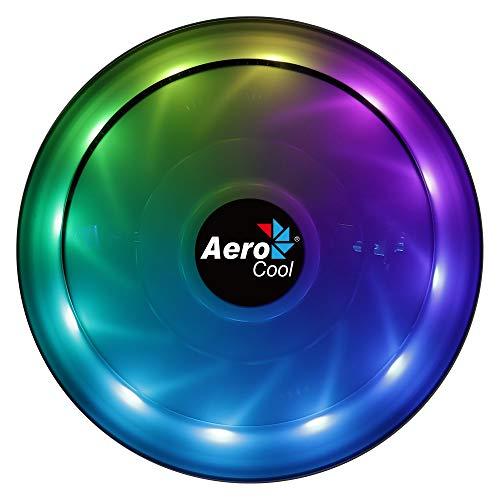 Aerocool COREPLUS, dissipatore di calore per PC, schede madri RGB compatibili, TDP, design TopDown