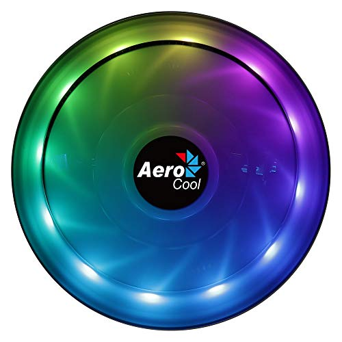 Aerocool COREPLUS, disipador PC, compatible placas base RGB, TDP, diseño TopDown