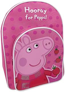 Hooray for Peppa - Mochila Infantil
