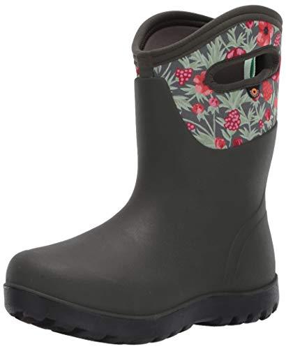 BOGS Women's Neo Classic Mid Waterproof Rain Boot