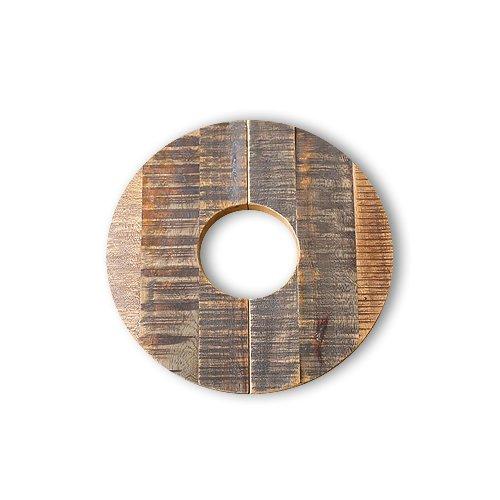 ハングアウト プランツテーブル マンゴー材 直径30cm PLT-C30(MG)