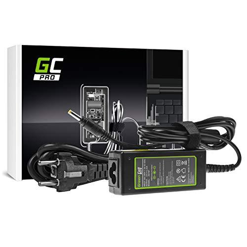GC Pro Cargador para Portátil Lenovo IdeaPad 100 100-15IBD 100-15IBY 100s-14IBR 110 110-15IBR Yoga 510 520 Ordenador Adaptador de Corriente (20V 2.25A 45W)