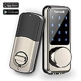 Best Smart Locks - Smart Lock Keyless Entry Deadbolt Door Locks, Digital Review