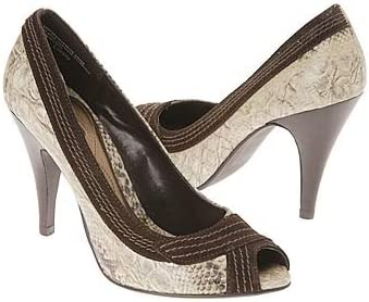 low-pricing Unlisted Women's Super Style Toe Max 81% OFF Peep Pump