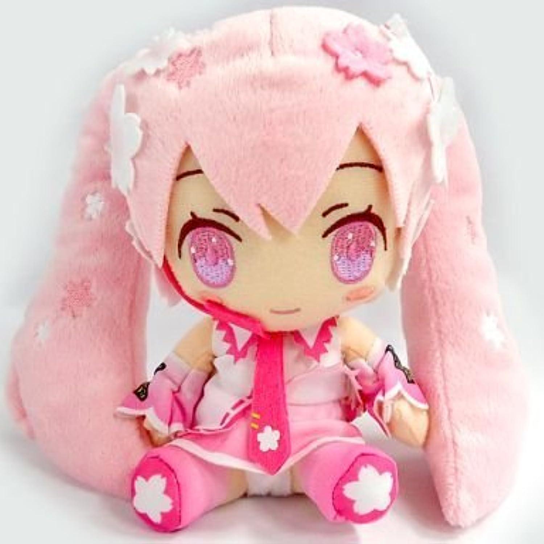 Hatsune Miku Sakura Miku stuffed Sakura Miku smiled separately