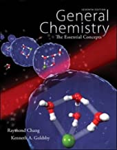Best general chemistry the essential concepts raymond chang Reviews