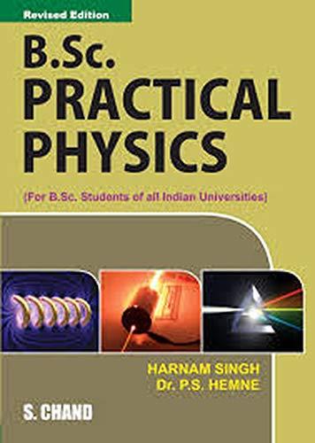 B.Sc. Practical Physics (English Edition)