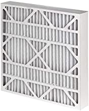 product image for AIR HANDLER 20x25x4, Pleated Air Filter, MERV 8