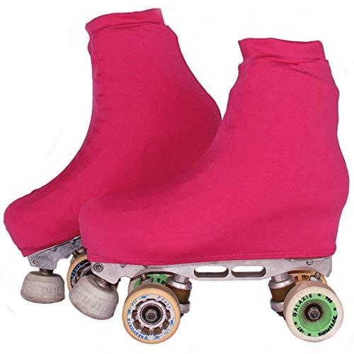 Polaina Cobre Botas Para Patins Patinashow Pink (P)