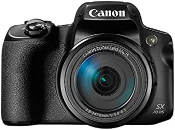 Refurb Canon Powershot SX70 20.3MP 4K UHD Camera