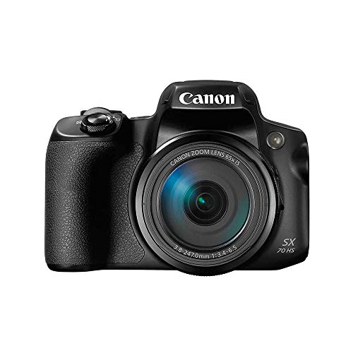 Canon Powershot SX70 20.3MP Digital Camera 65x...