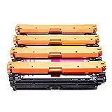 Toner compatibile di ricambio per HP CE740A per stampanti HP Laserjet Pro MFP CP5225 CP5225DN CP5225 con chip-set