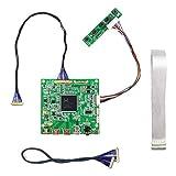 VSDISPLAY HD-MI Controller Board Work for 3840X2160 4K LCD Screen Display: NV156QUM-N32/N43/N44/ N51/N72/N81 LP156UD1 LTN156FL02 B156ZAN02 B156ZAN03 LQ125D1JW31 LQ156D1JW31 LQ133D1JW33 LQ156D1JW04