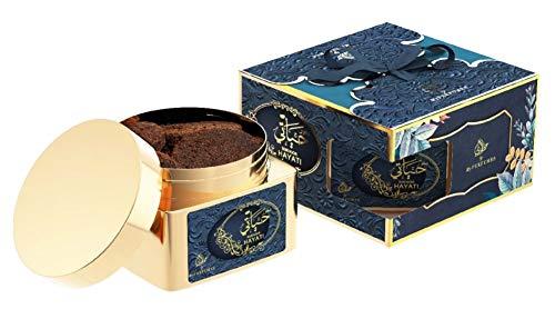 Bakhoor Hayati - Pastis de perfume (70 gm, fabricado en UAE, ideal...