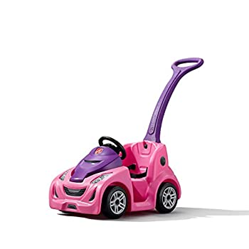 Step2 Push Around Buggy GT | Pink Toddler Push Car  Amazon Exclusive
