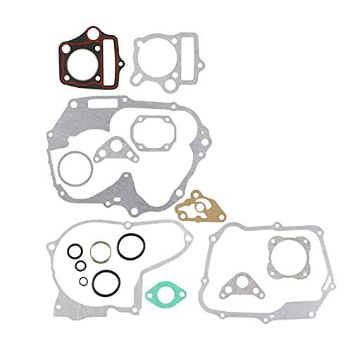 ZKWYZ Juego de Juntas del Motor/Ajuste para 50CC 70CC 90CC 110CC 125CC / Ajuste para TAOTAO/Ajuste para LA Motor DE LA Motor DE LA MOTORIA/Ajuste para LA MOTORIA/Ajuste para LA Scooter/Ajuste para