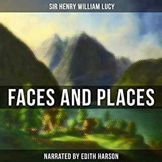 Faces and Places audiobook cover art