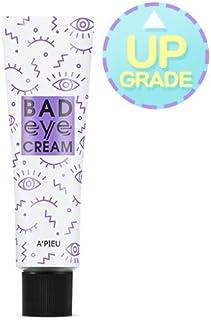 APIEU Bad Eye Cream 50g / アピュナップン(バッド) アイクリーム 50g [並行輸入品]
