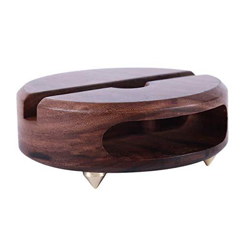 Fliyeong 1 Stücke Handy Ständer Sound Verstärker Halter Holz Lautsprecher Schreibtisch Ständer Hohe Qualität