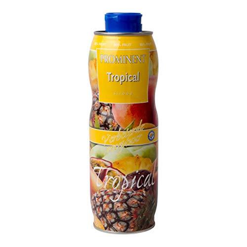 Prominent Zitronenlimonade Sirup tropisch, 80% 6 Flaschen x 75 cl