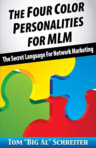 Download The Four Color Personalities For MLM: The Secret Language For Network Marketing 1948197081