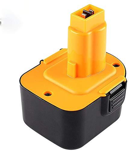 3000Ah Ni-MH de Repuesto paraDeWalt 12V Batería DE9074 DE9071 DE9075 DC9071 DE9037 DE9501 DE9072 DE9074 152250-27 397745-01