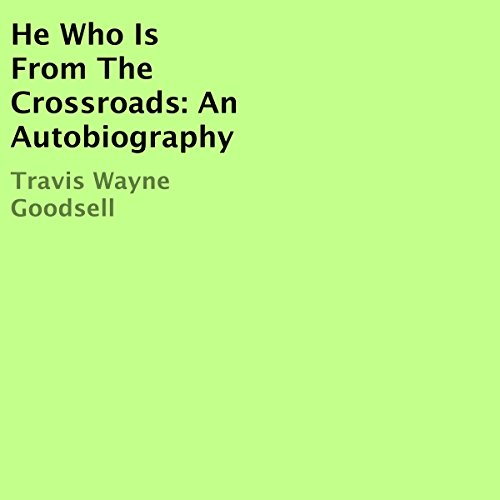 He Who Is from the Crossroads audiobook cover art