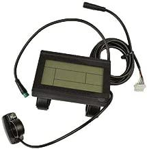 HalloMotor 24V 36V 48V Electric Bike ebike KT Intelligent LCD3 Display with Waterproof and Normal Plug for Our KT Controller