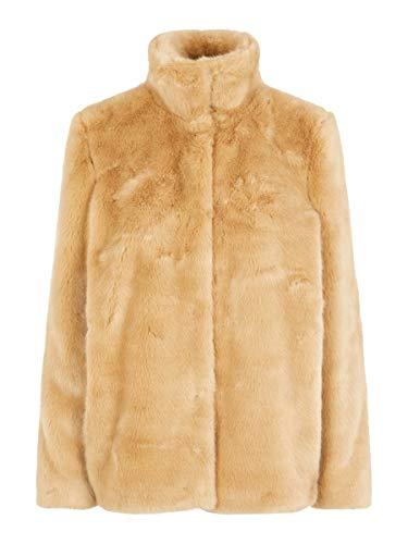 Vero Moda Vmmink Faux Fur Jacket Chaqueta para Mujer