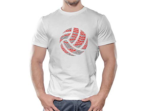 Walsall FC Novelty Football Ball T Shirt, (Large)
