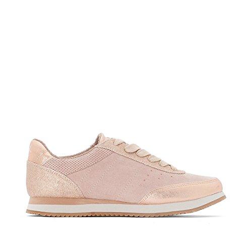 ESPRIT Sneaker Damen 077EK1W032 Größe 41 EU Rot (Rose)