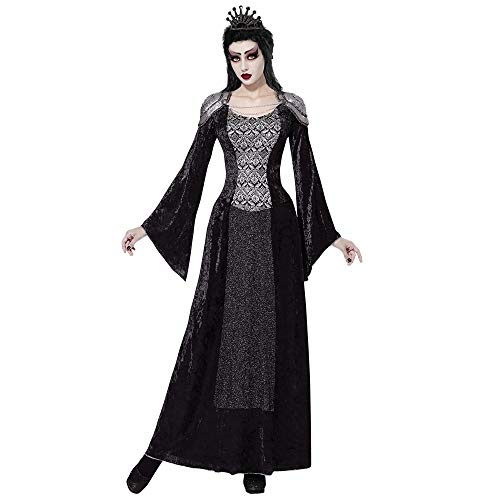 Widmann-Regina Oscura Costume Donna, Multicolore, (XL), 07704