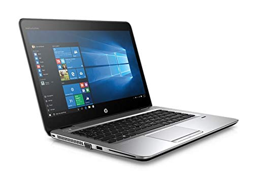 HP EliteBook 840 G2 Laptop Intel Core Processor Windows 10 Professional 12 Months Warranty (Core i7, 8GB RAM, 240GB SSD)