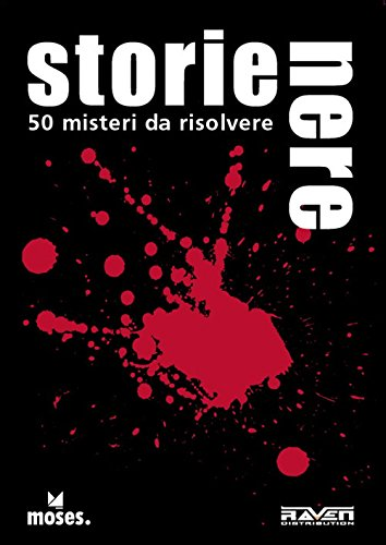 Storie nere. 50 misteri da risolvere