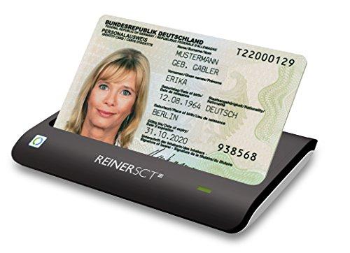 günstig REINERSCT Cyberjack RFID-Chipkartenleser |  Für neue ID-Karten (nPA) Vergleich im Deutschland