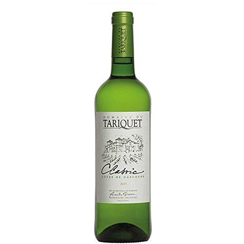Clásico - Domaine du Tariquet - Côtes de Gascogne 2017 Bouteille (75 cl)