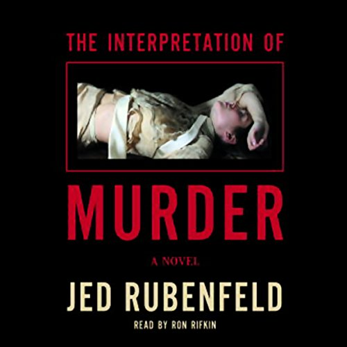 The Interpretation of Murder audiobook cover art